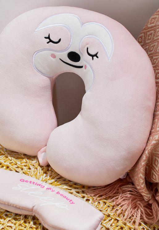 Sloth Travel Neck Pillow