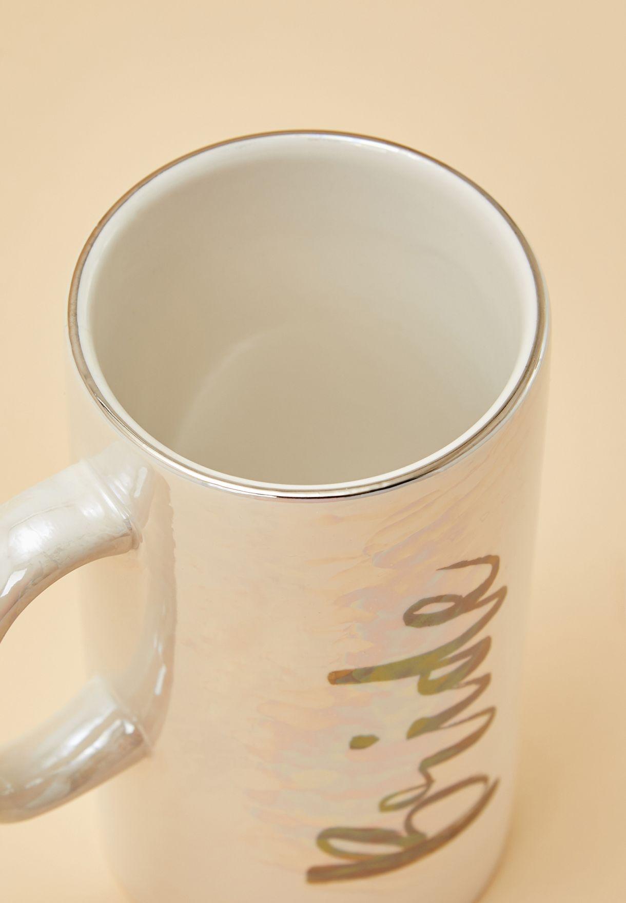 Large Bride Mug