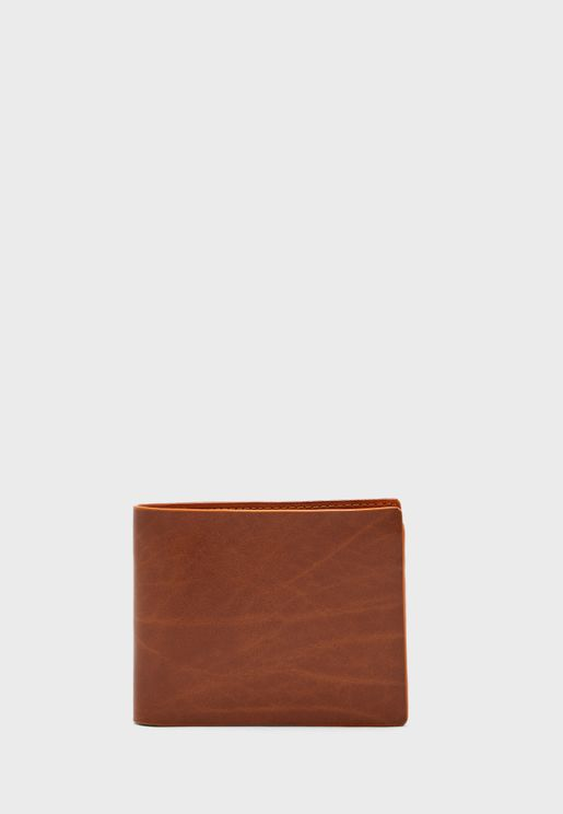 Genuine Spanish Leather Wallet