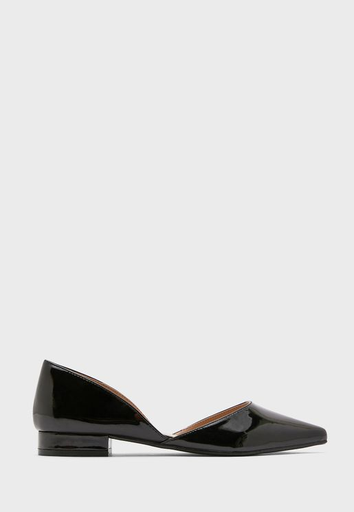 Patent Pointed Shoe
