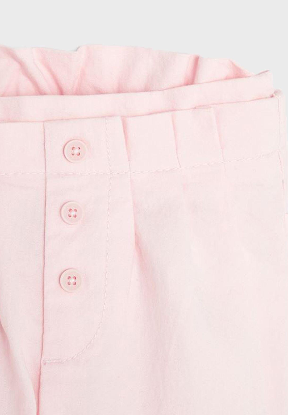 Infant Canvas Sweatpants