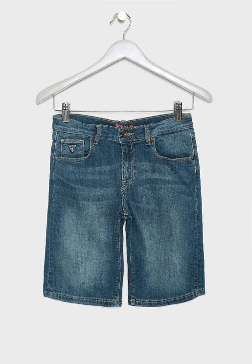 Teen Essential Shorts