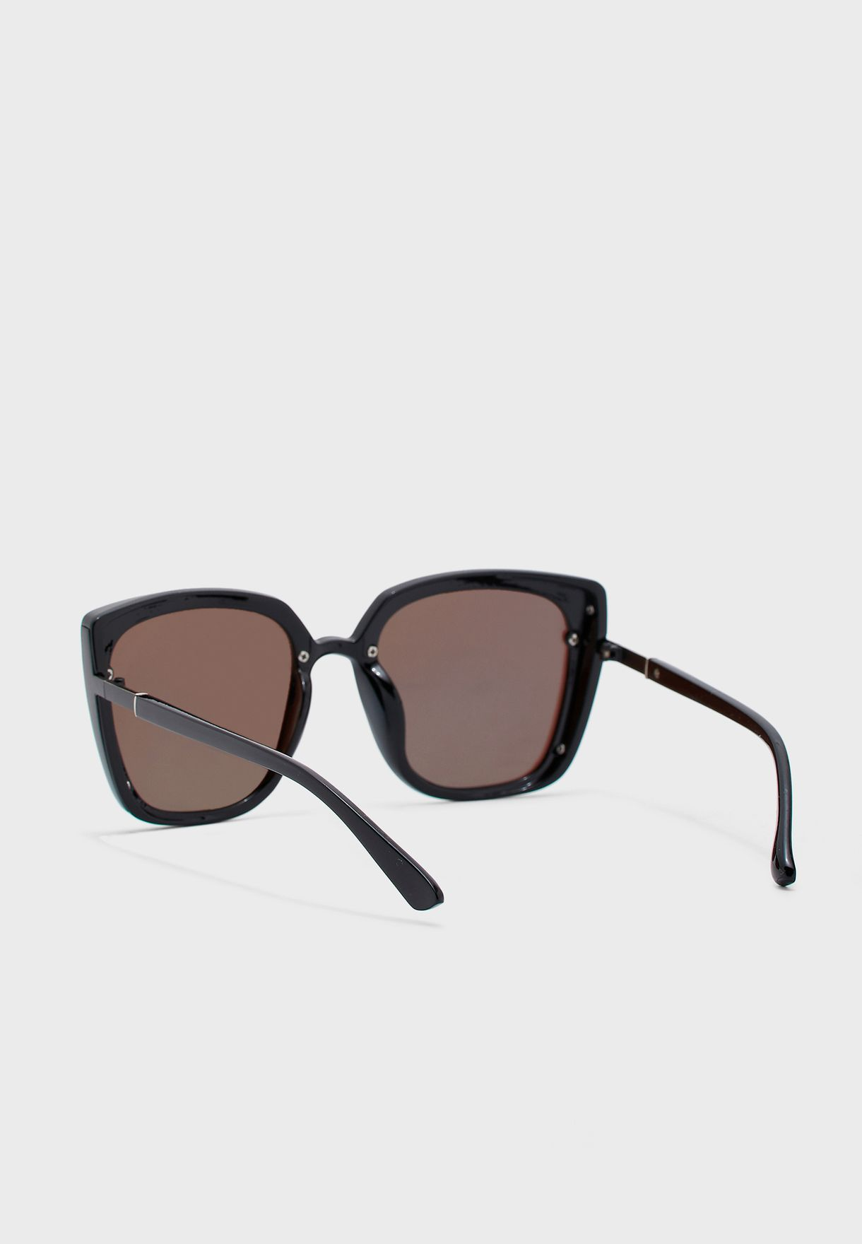 Mirrored lens Polarized Sunglasses