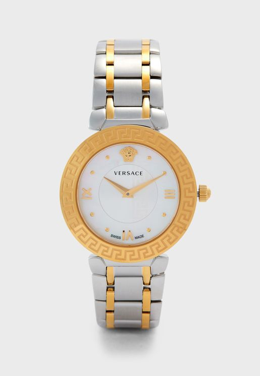 Daily Chic Analog Watch