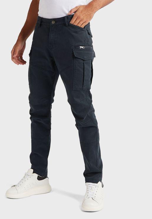 Essential Denim Trousers
