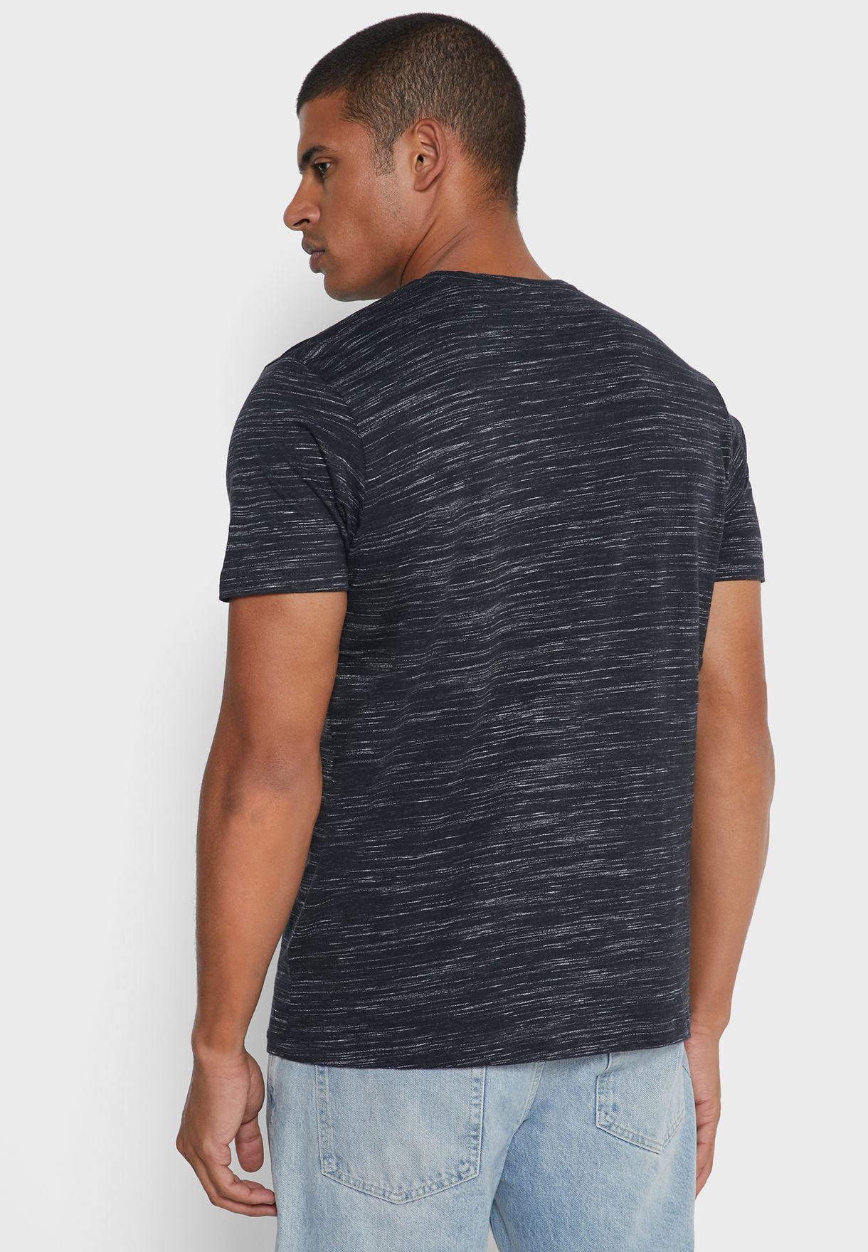 Slub T Shirt