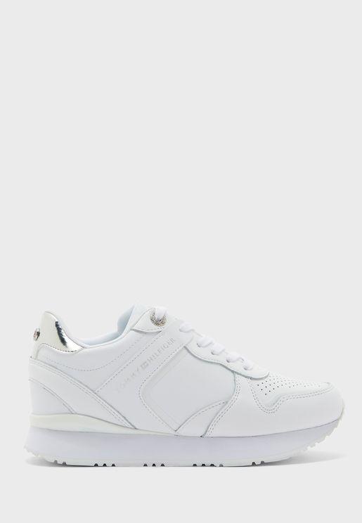 Dressy Wedge Sneaker