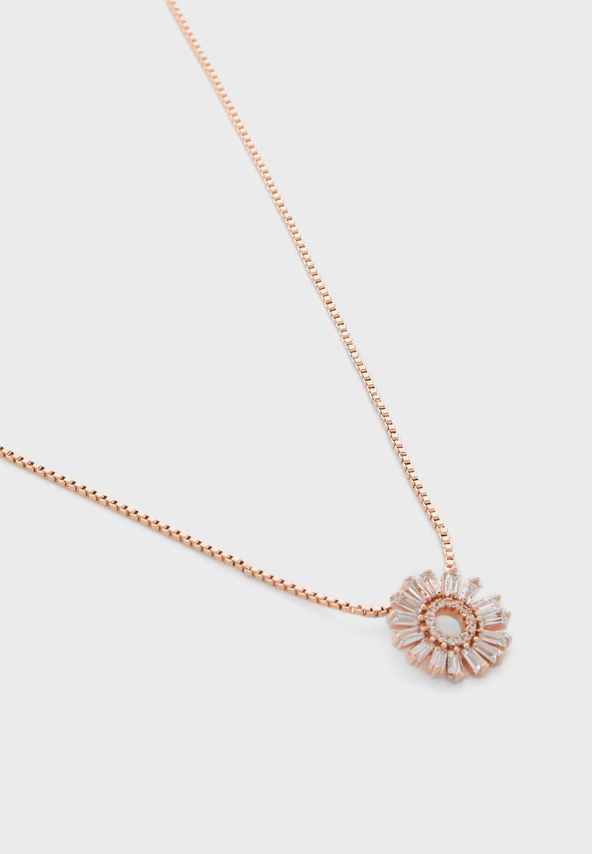 Lareswen Necklace+Earrings Set