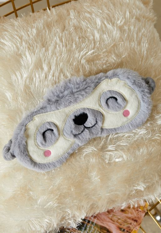 Sloth Eye Mask
