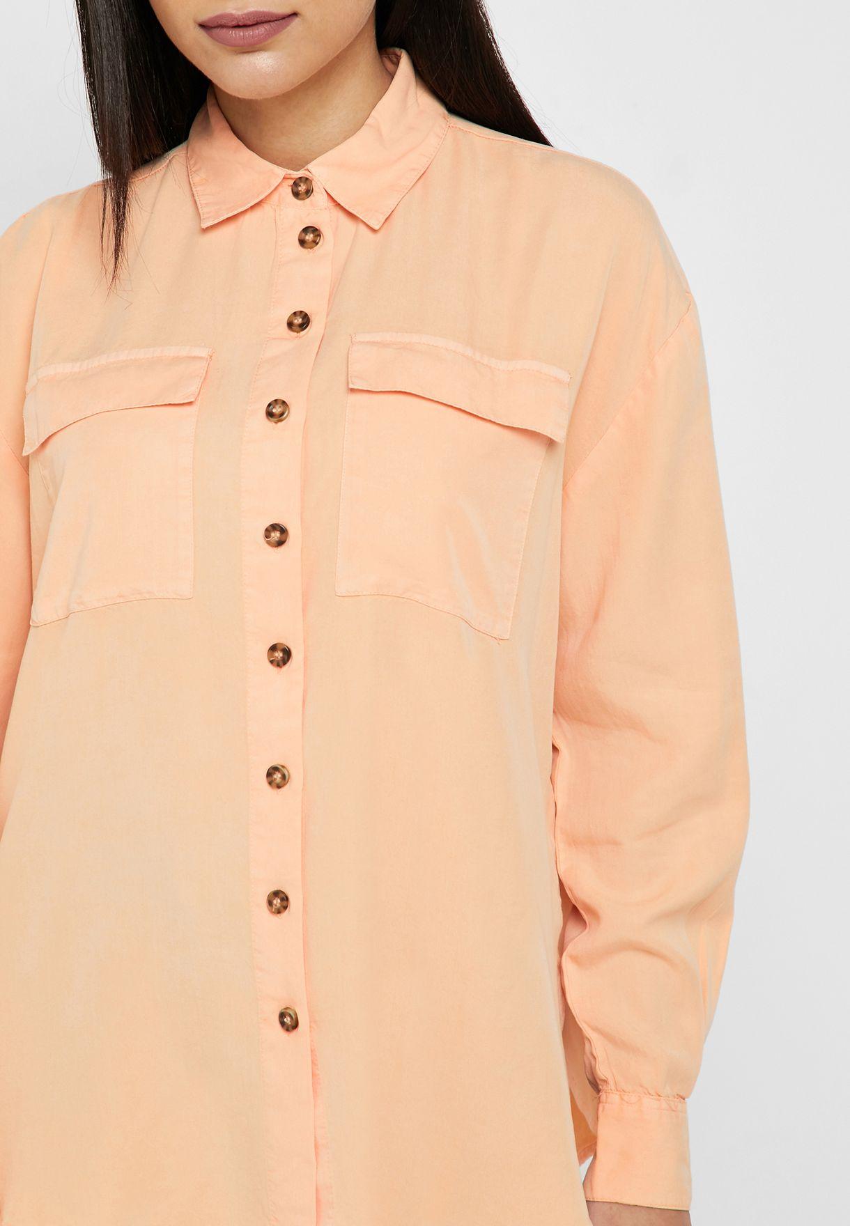 Tencel Utility Shirt
