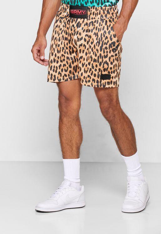 Yanga Mesh Shorts