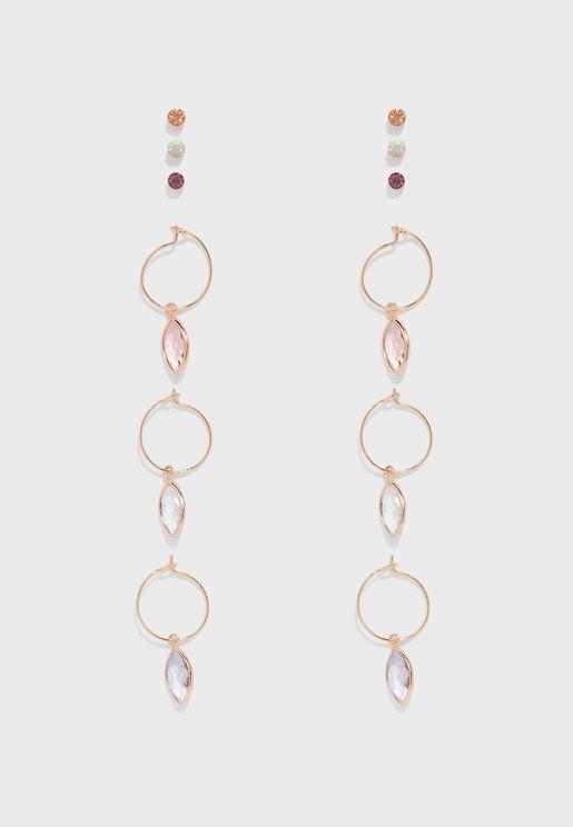 Multipack Mamata Earrings