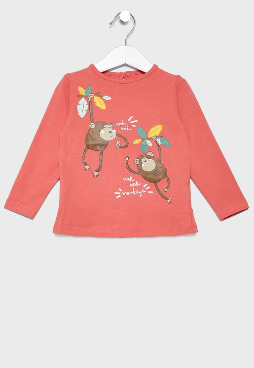 Infant Graphic Sweater