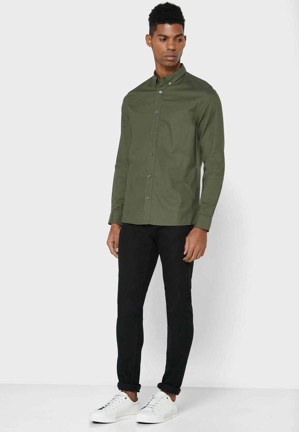 Essential Oxford Shirt