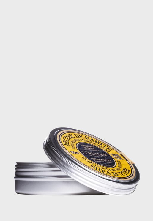 Organic Shea Butter 150 Ml