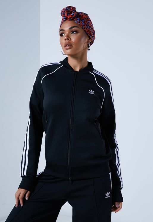 SST Adicolor Casual Women's Track Top