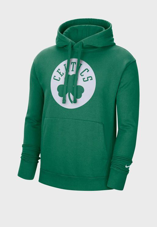 Boston Celtics Fleece Hoodie
