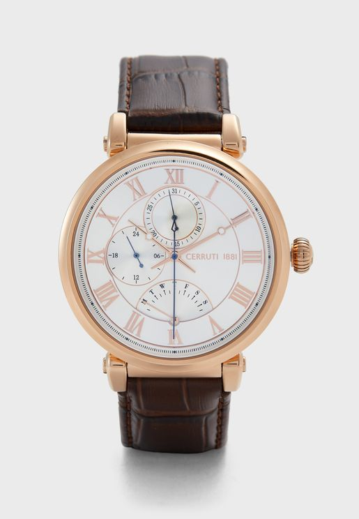 C CRWA27104 Mezzano Chronograph Watch