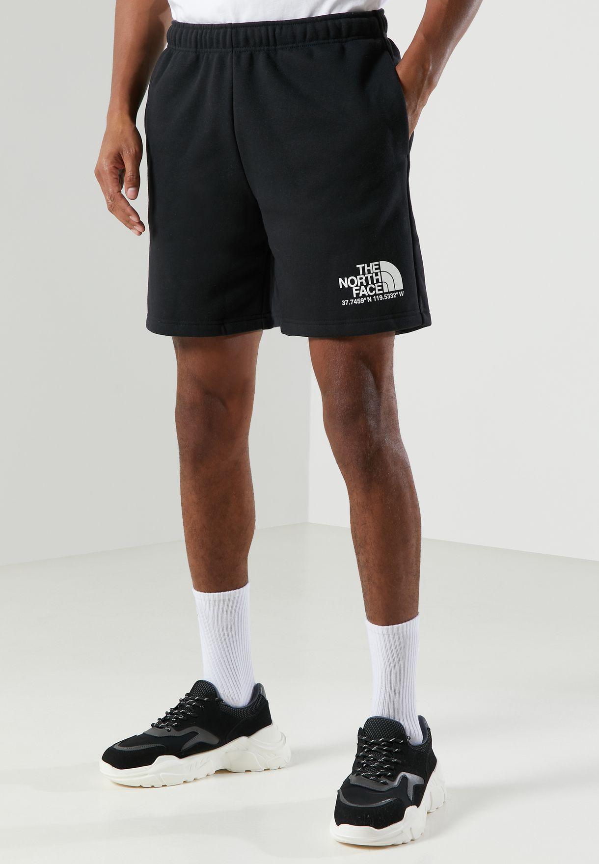Coordinates Shorts