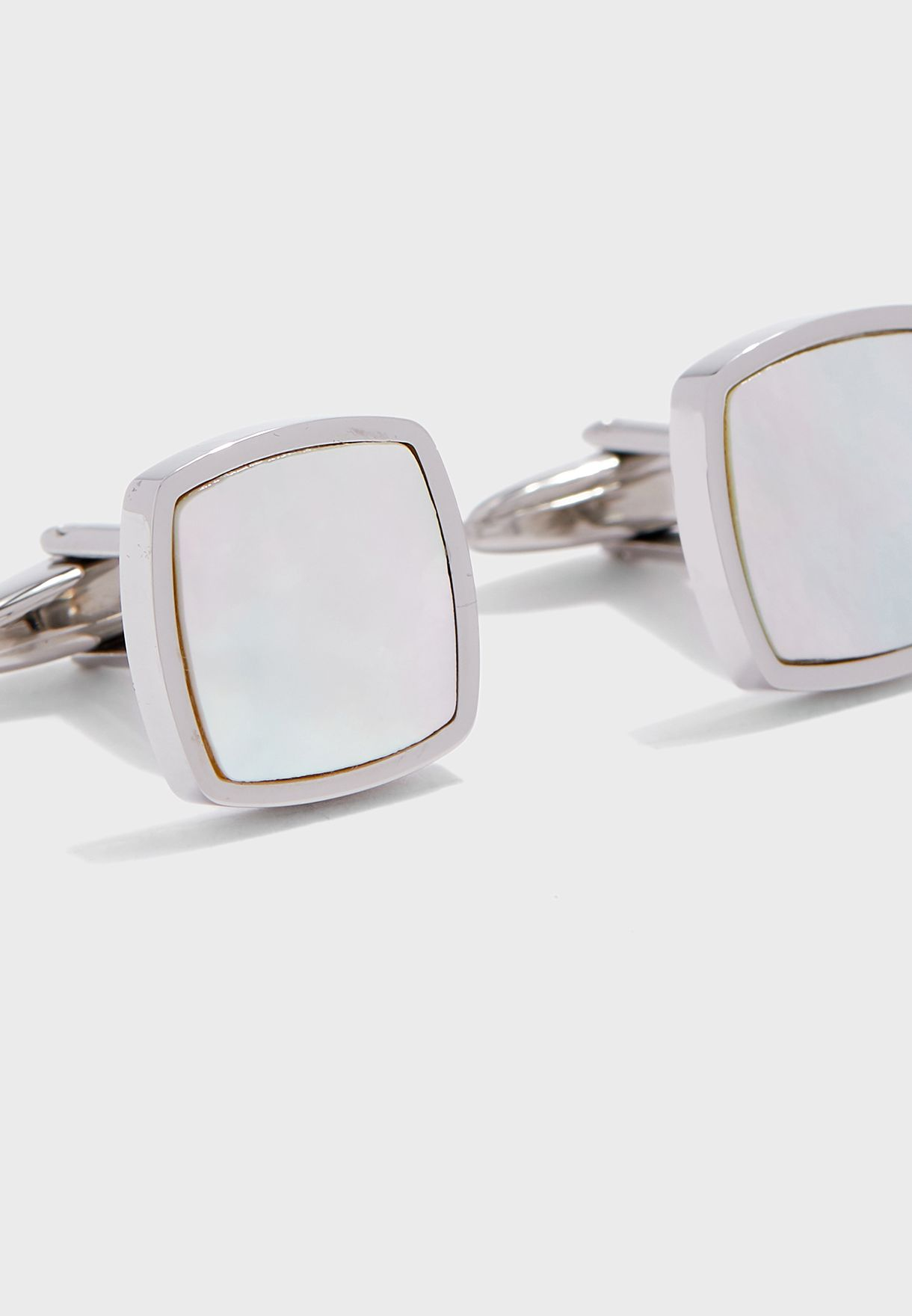 Logan Iridescent Cufflinks