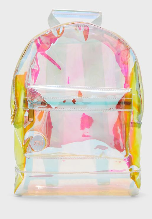 Mini Transparent Backpack