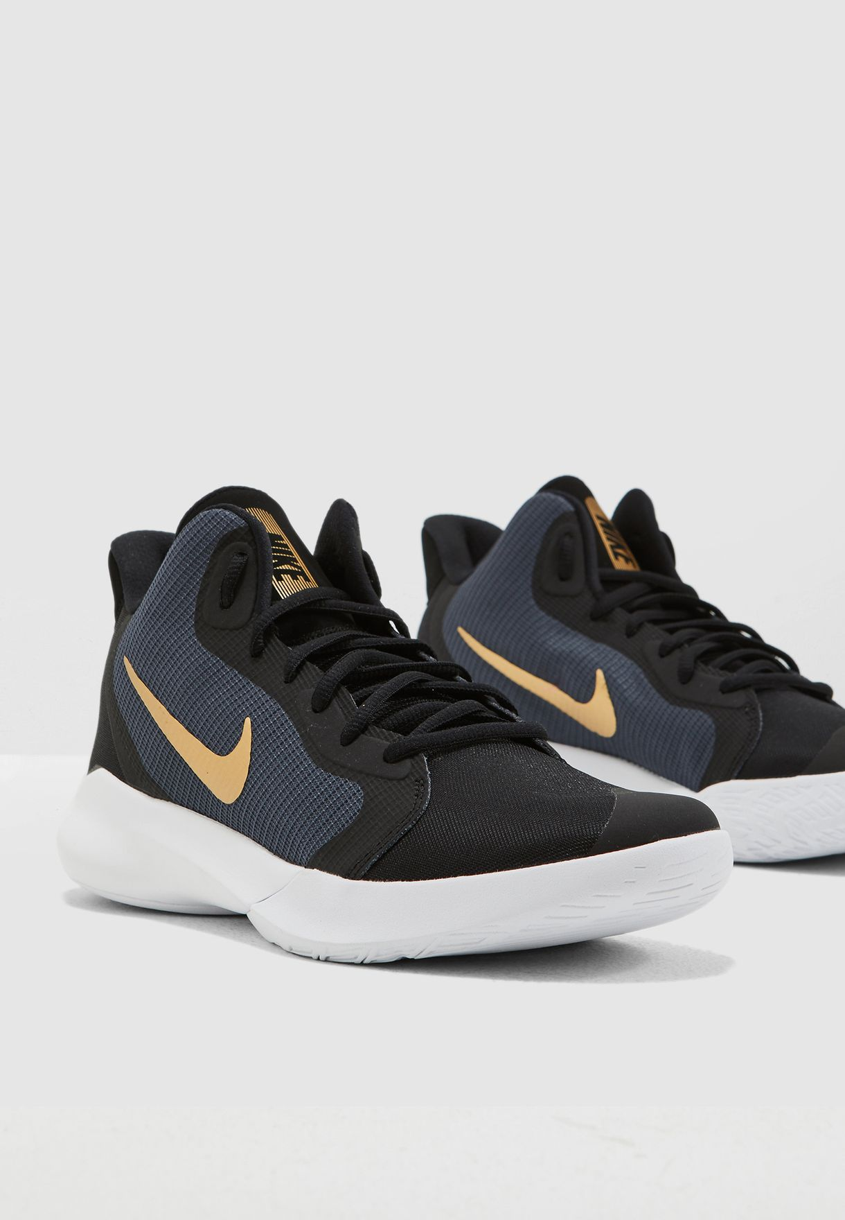 the best attitude bacdc e06be Shop Nike black Precision III AQ7495-003 for Men in UAE - 72704SH92SBP