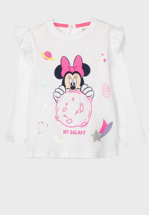 Kids Minnie Mouse Top