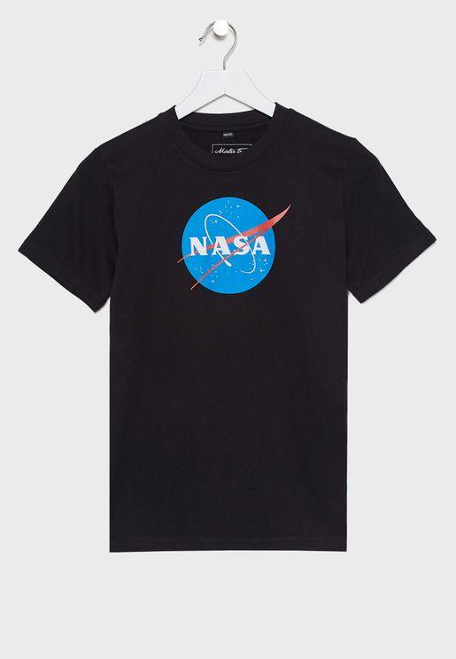 Youth Nasa Insignia T-Shirt