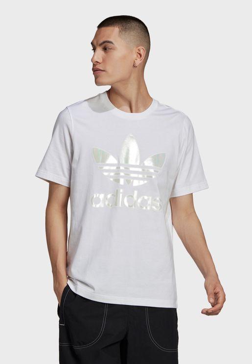Trefoil Holo T-Shirt
