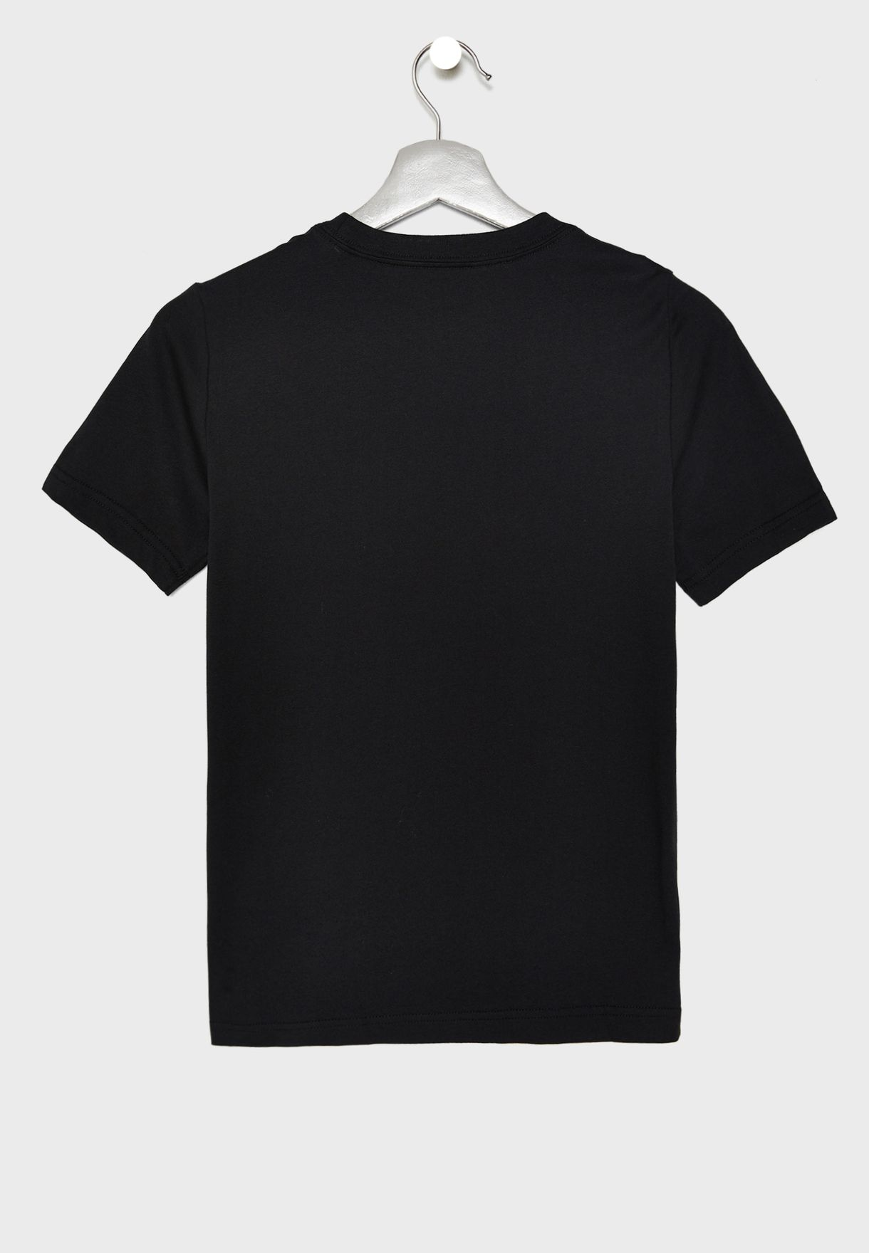 Youth Essential Plain T-Shirt