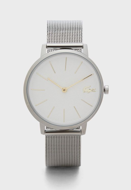 Moon Analog Watch
