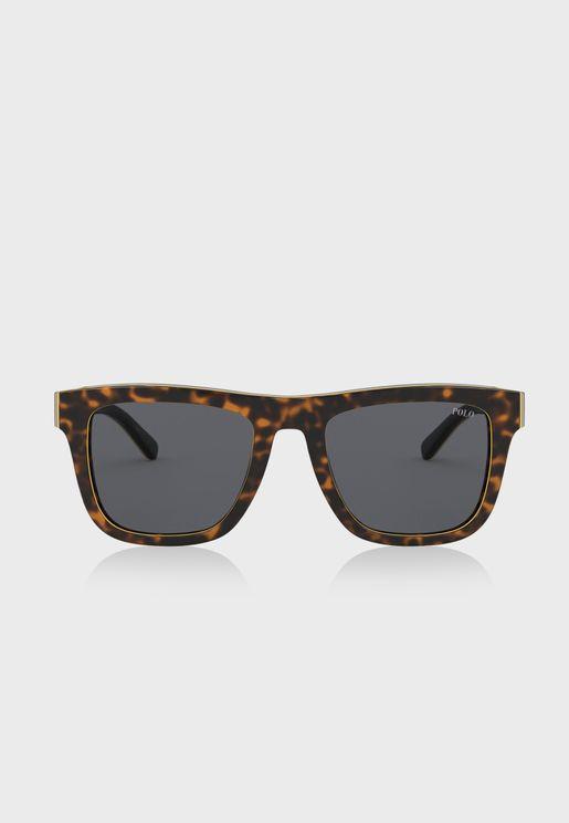 0PH4161 Square Sunglasses