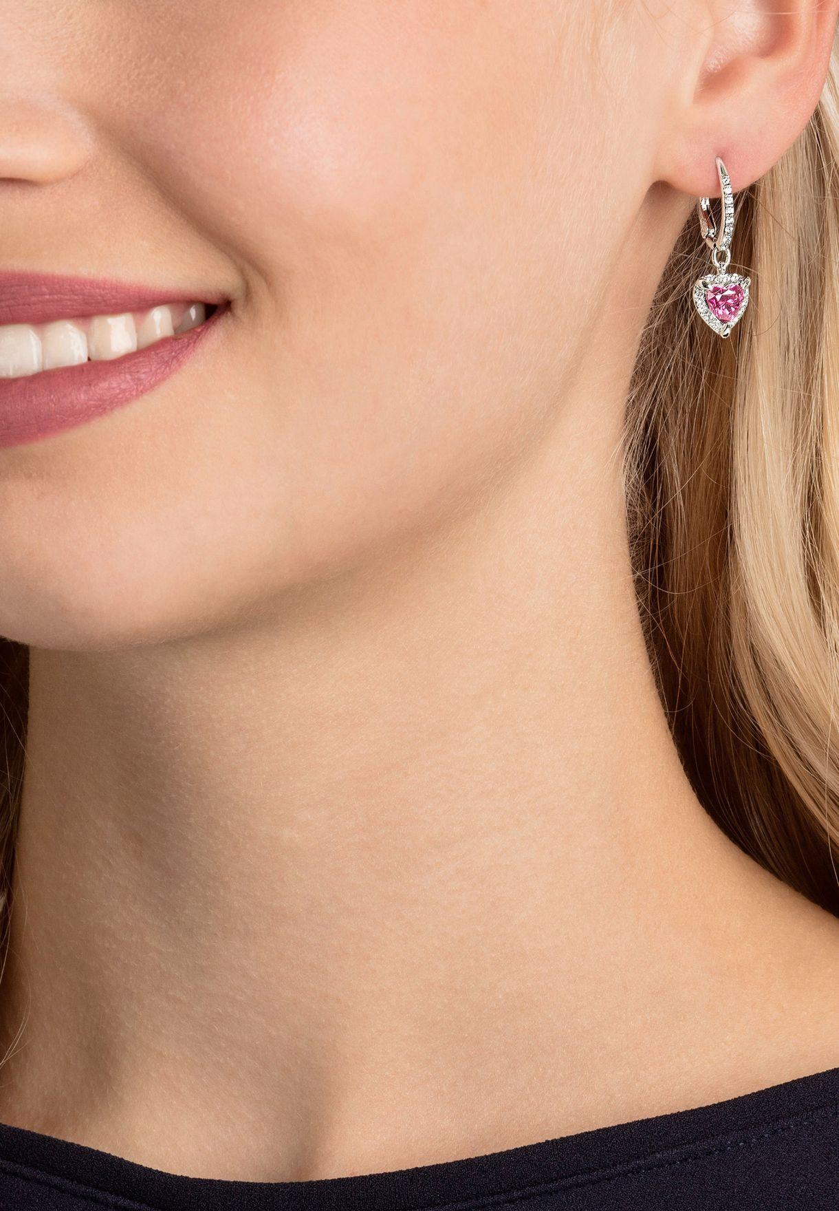 One Pierced Drop Earrings