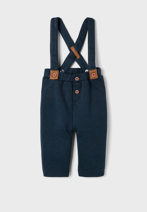 Infant Trouser with Suspender