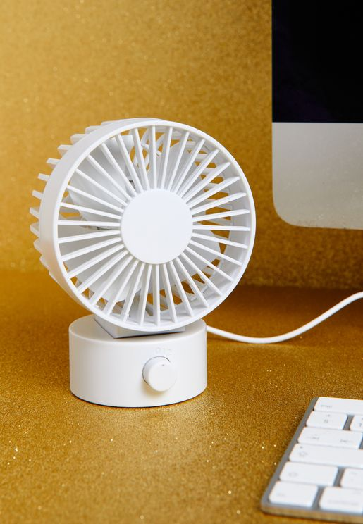 Mini Desktop USB Fan