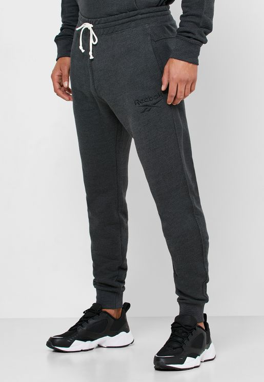 Training Essential Melange Sweatpants