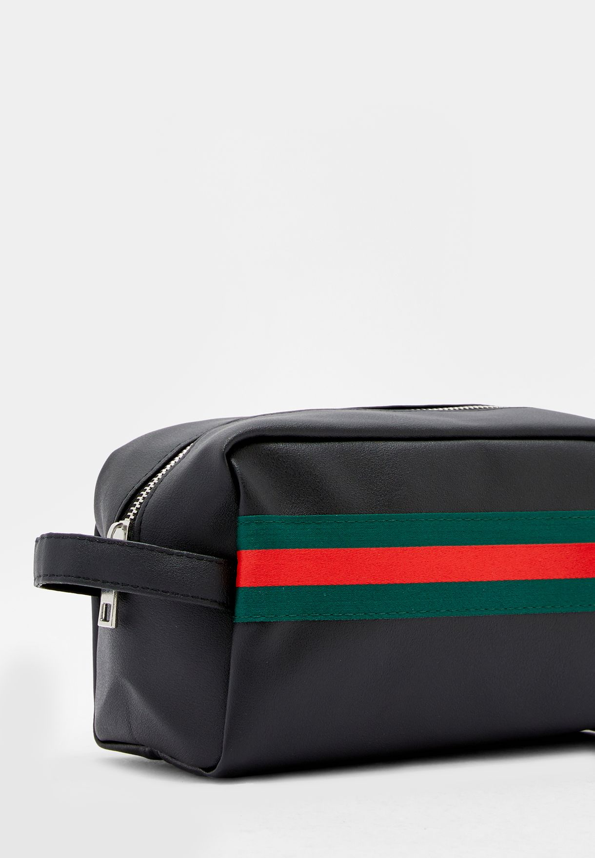 Stripe Toiletry Bag