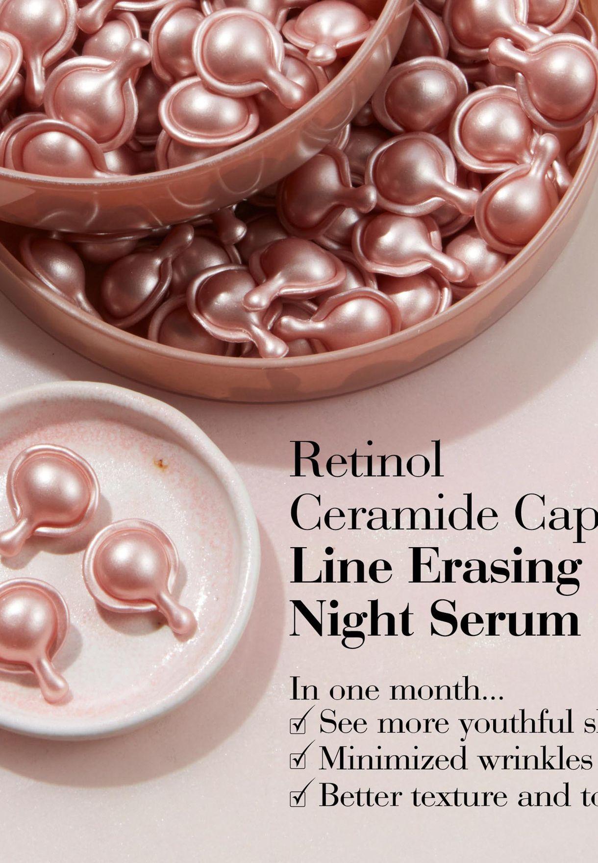 Retinol Ceramide 3-Piece Night Set