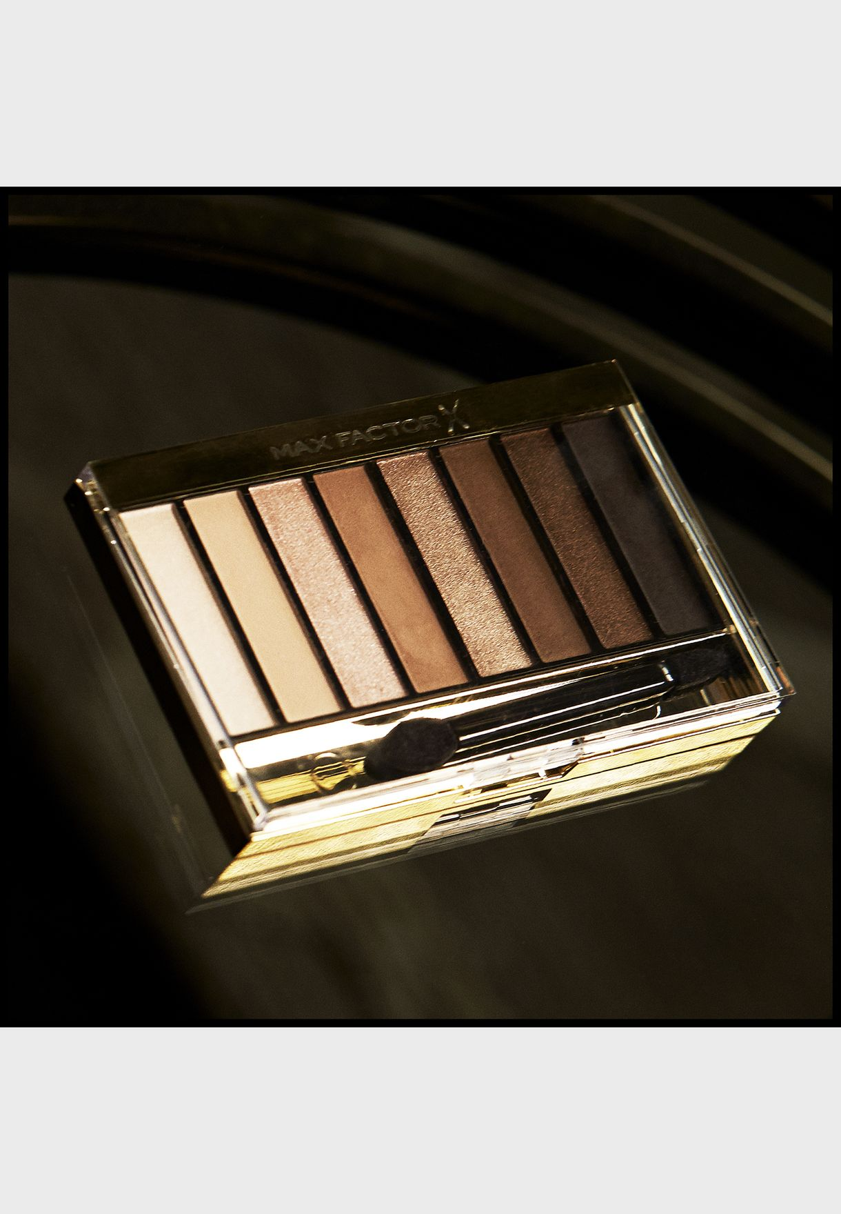 Masterpiece Eye Shadow Palette- Golden Nudes