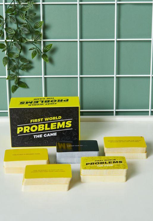 First World Problems Quiz