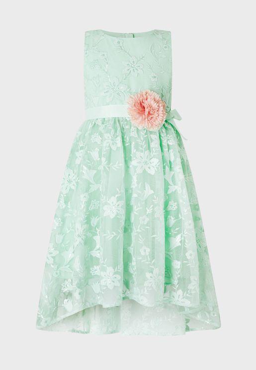 Kids Sylvie Mint Dress