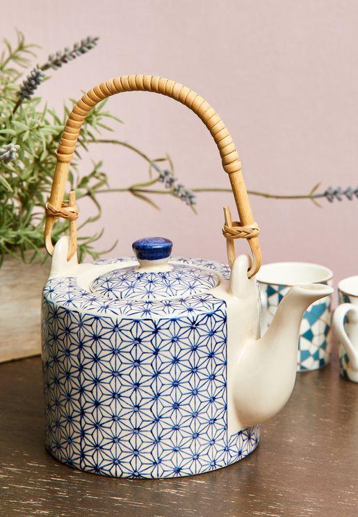 ابريق شاي من السيراميك