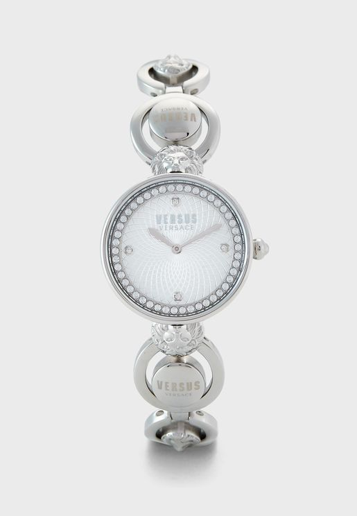 Victoria Harbour Analog Watches