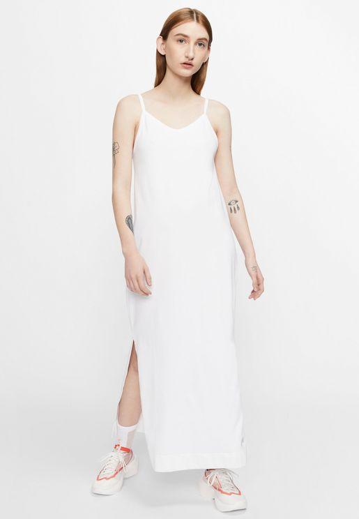 فستان قطن خالص