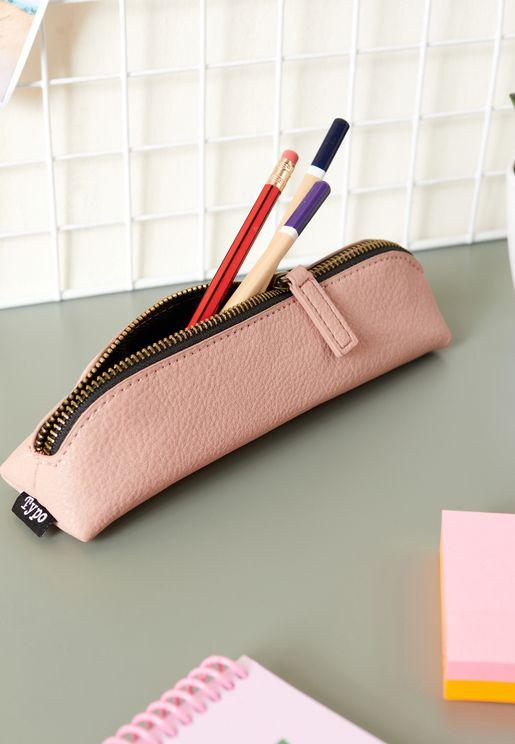 Buffalo Barrel Pencil Case