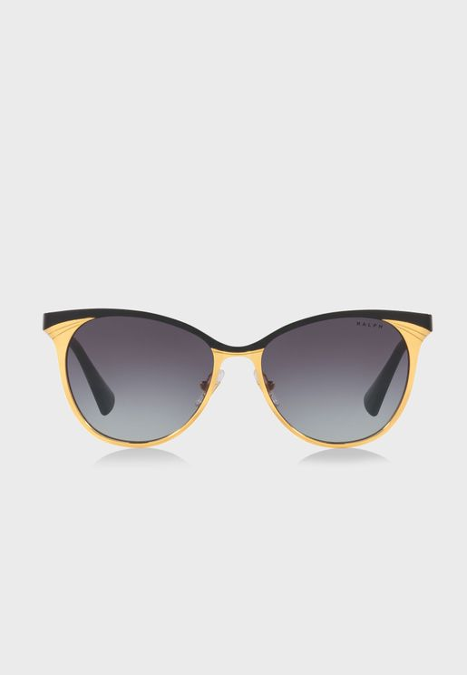 0Ra4128 Butterfly Sunglasses