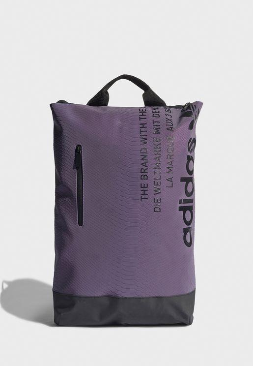 Toploader Backpack