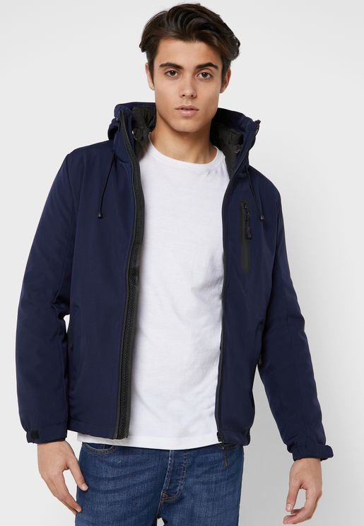 Parka Coat With Removable Lining