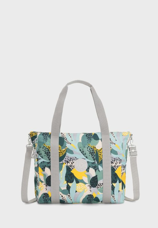 Asseni Floral Tote