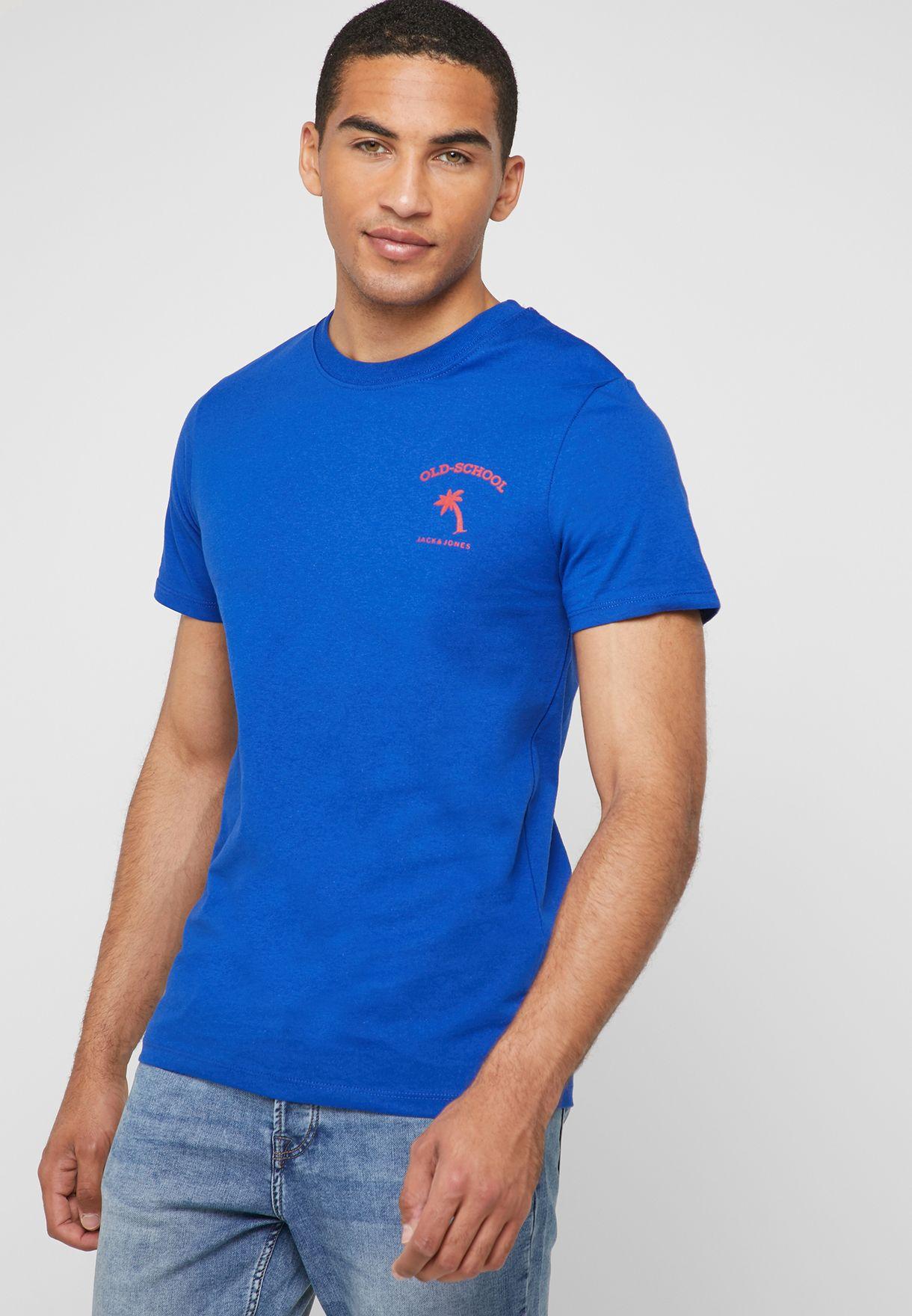 Malibuclub Crew Neck T-Shirt